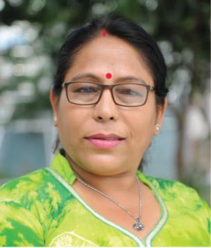 Meenu Shrestha Kunwar