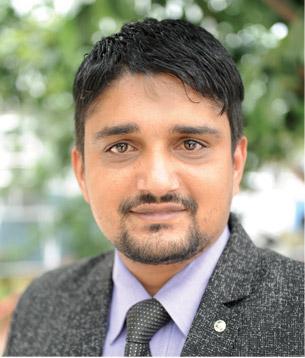 Purushottam Dhakal
