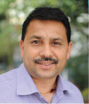 Sharan Nath Koirala